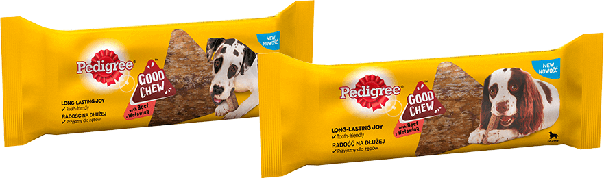 Pedigree GOOD CHEW